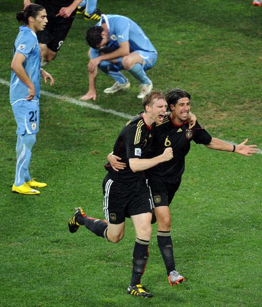 世界杯季军赛上演进球大战 德国3-2险胜乌拉圭