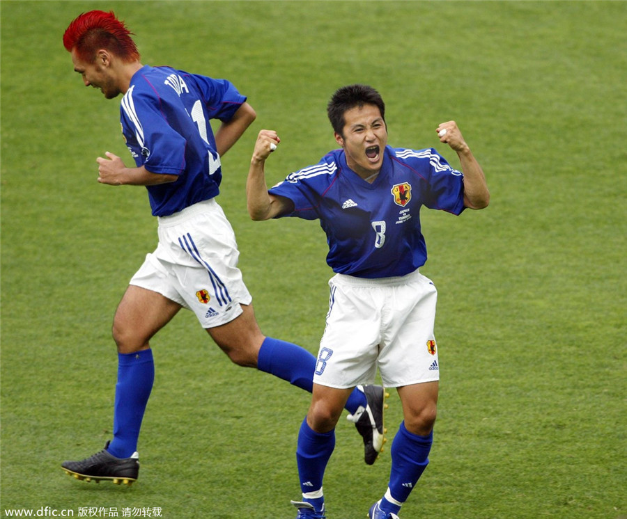 世界杯球星经典发型回顾