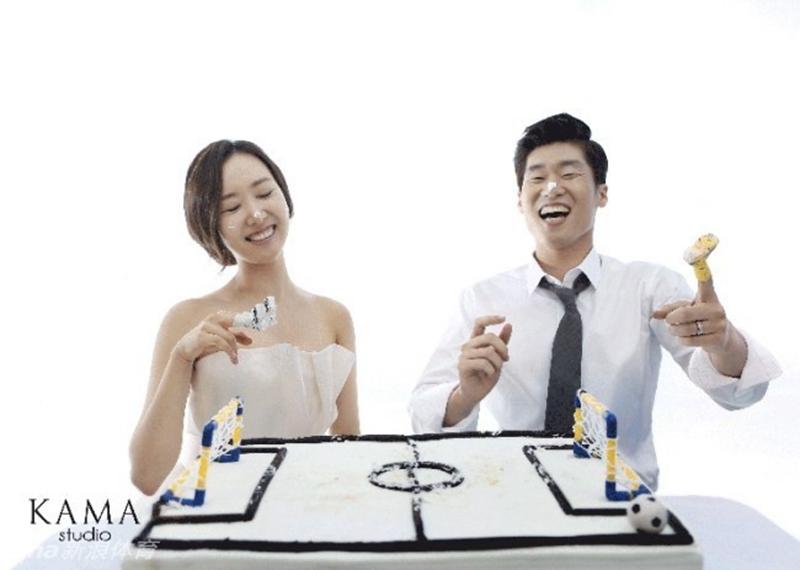 朴智星结婚照_朴智星结婚照曝光
