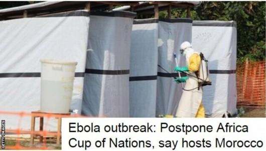 非洲杯或因埃博拉举办提交主办方已推迟unix视频网络编程图片