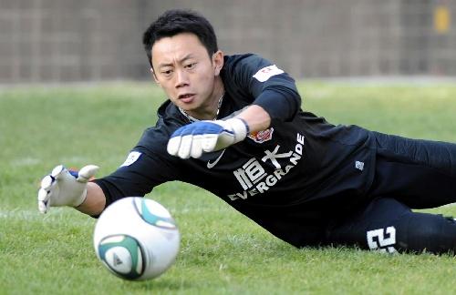李帅与恒大合同到期 传下赛季将自由身加盟申