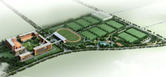 亚泰新基地设计图