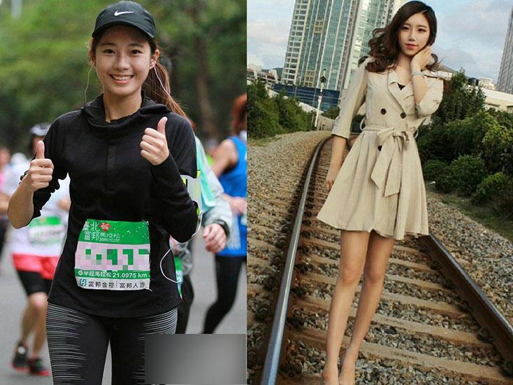 性感体育老师PK清纯跑步女孩 你爱哪款 东方体
