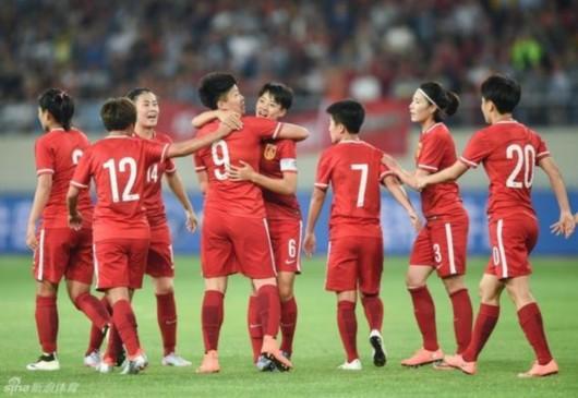 赵雪癹nm9�c9h�9�9g.��b_热身赛-张睿双响赵雪传射 中国女足6-0大胜泰国