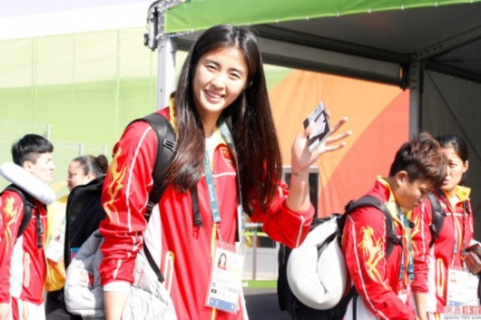 中国女足正式入驻奥运村 将最先出战PK巴西女足