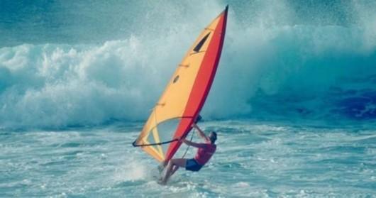 54岁的他竟没有左肺 帆船名将欲第六次战奥运