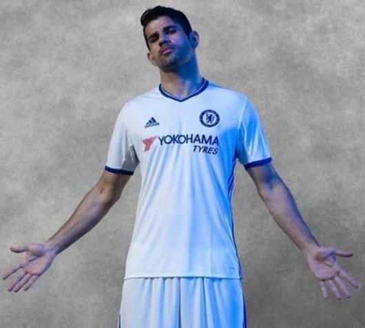 切尔西的胸前广告收入仅次于曼联
