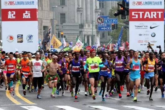 为躲霾避寒 2016上海国际马拉松将提前举行