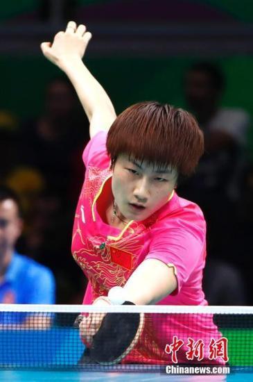欧洲奥运全部跻身选手乒乓女孩单八强-八强,马中国马术男女图片