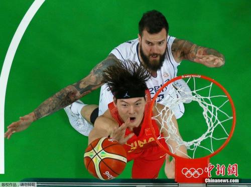 中国男篮里约出局数据惨淡 战术素养背后个人