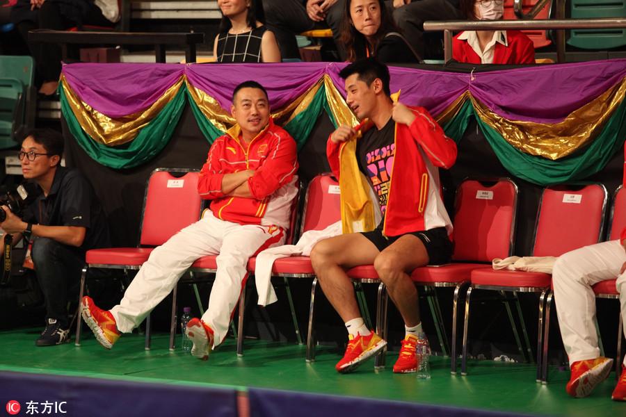 冠军张继与香港手工玩乒乓球奥运科马龙手把民众龙舟制作方法图片
