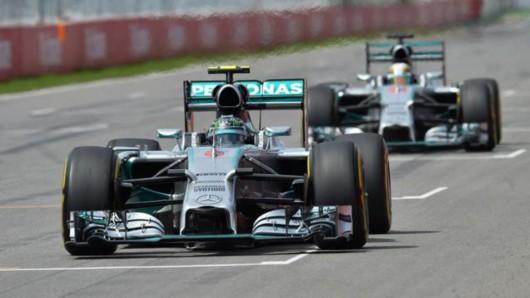F1车手积分榜:汉密尔顿领先优势仅剩下2分