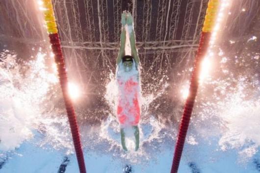 里约奥运会的泳池充满争议
