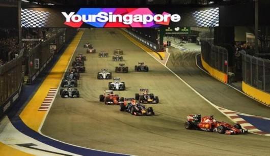 新加坡站能否结束尴尬 环亚助力索伯车队破蛋