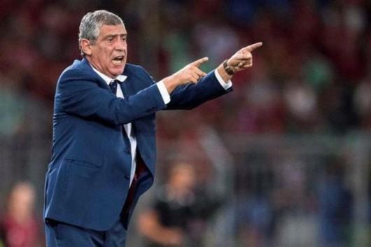 桑托斯谈到了葡萄牙本场的失利