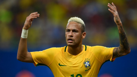 世预赛-巴西2-1胜强敌 内少传射国米中卫破门