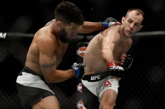 老将科尔-米勒将出战UFC马尼拉赛