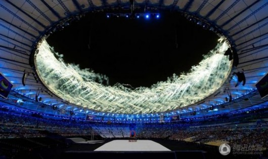 里约残奥会开幕 4432名运动员将参与角逐