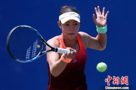 ITF国际女子网球赛 四名中国选手强势晋级8强