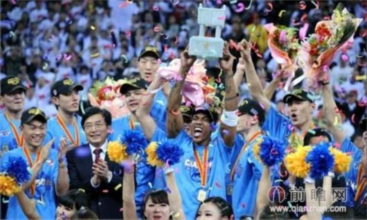 从CBA近五年的冠军归属,看中国男篮为何走向衰落!