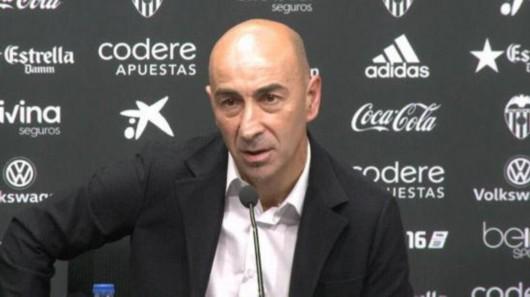 西甲下课第一人!瓦伦西亚四连败后解雇教练