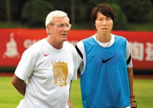 里皮入主国足自带团队 中方教练或由李铁出任