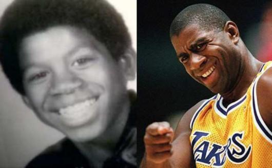 nba 童年/NBA球星童年照曝光他们在打球前都长啥样?