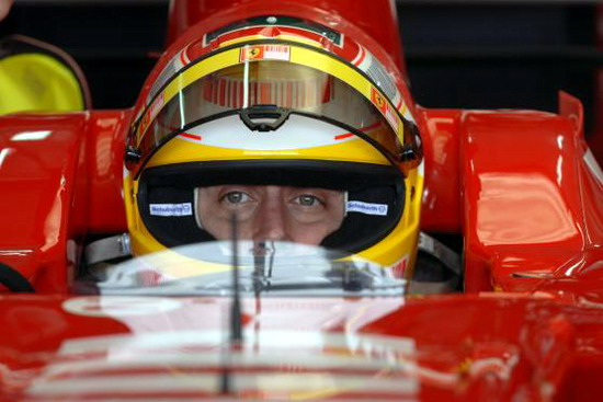 法拉利车队意大利试车手巴多尔