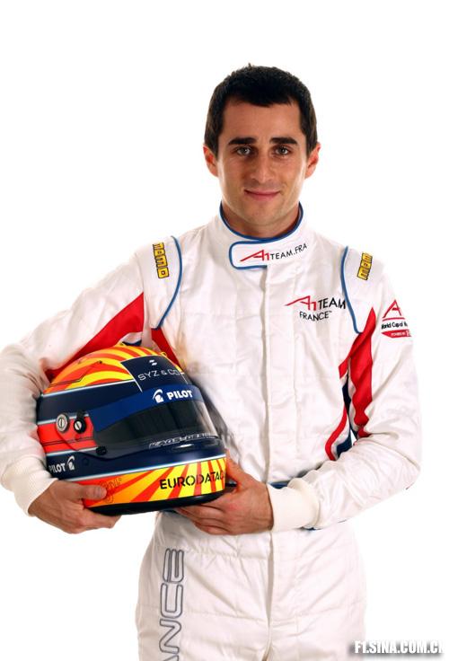 有其父必有其子 小普罗斯特进军F1优选非法拉利