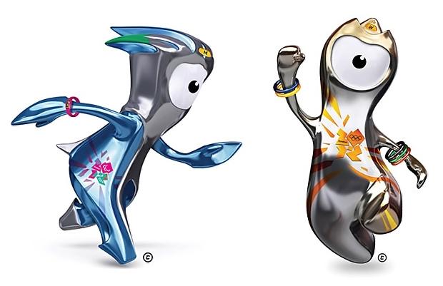 盘点历届奥运会吉祥物[组图]图片